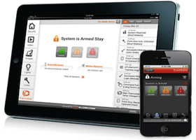 Home Access Controls on Ipad and Iphone