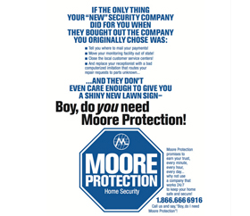 Boy, do you need Moore Protection!