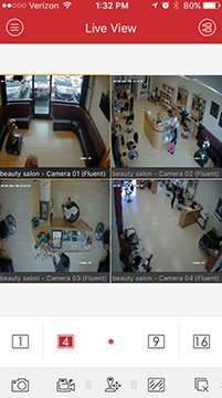 Moore Protection Security Cameras